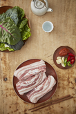 Samgyeopsal(Grilled Prok Belly)