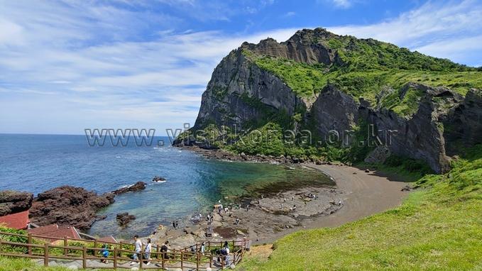 濟州島:城山日出峰