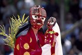 Gangryeng Mask Dance
