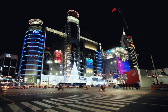 Dongdaemun Market , shopping