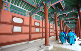 Changing Ceremony of Royal Guards at Gyeongbokgung Palace