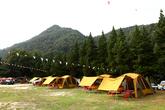 구학산채관광마을 희망캠핑장
