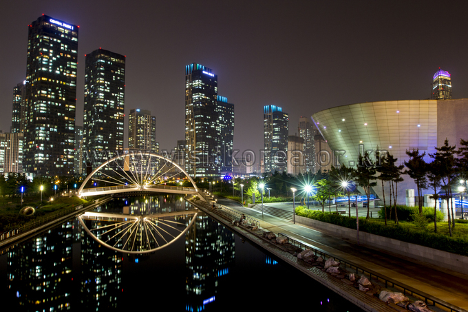 Songdo, City of the Future