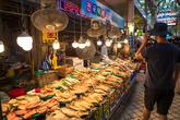 Sokcho Tourist & Fishery Market