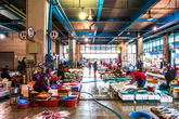 Pohang Jukdo Market