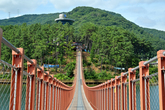 Majang Lake Suspension Bridge