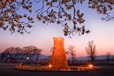 Cheomseongdae Observatory and the Break of Dawn