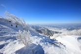 Mt. Deogyusan ..