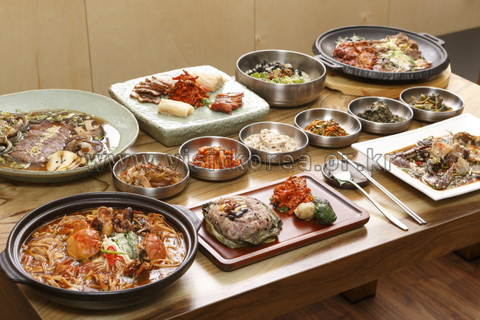 Herbal Korean food_Hangaram Restaurant