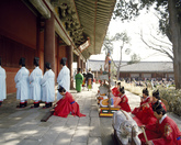 The Semiannual Services in Honor of Confucius