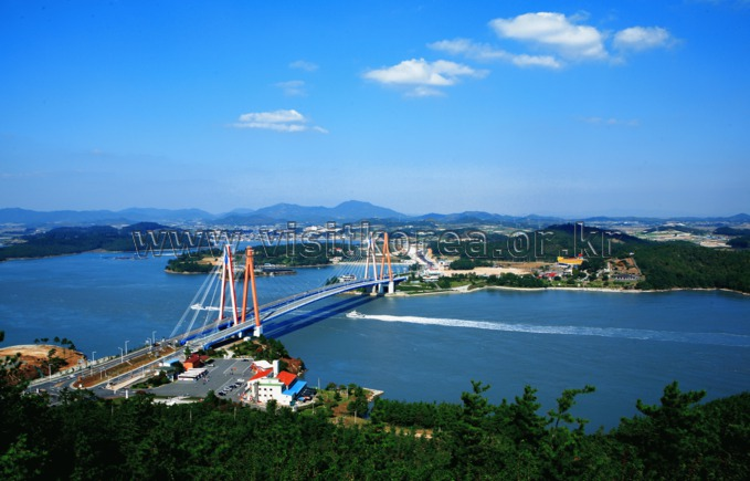 Jindo Large Bridge