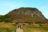 Climbing Mt.Ha..