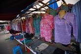 Janghowon Market Place Area