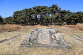 Tortoise-shaped Pedestal of Tomb of King Seongdeok