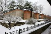 Chimneies in Amisan Garden