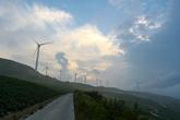 매봉산 풍력발전단지