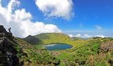 Baengnokdam Crater Lake