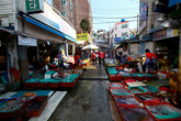 Tongyeong Live Fish Market