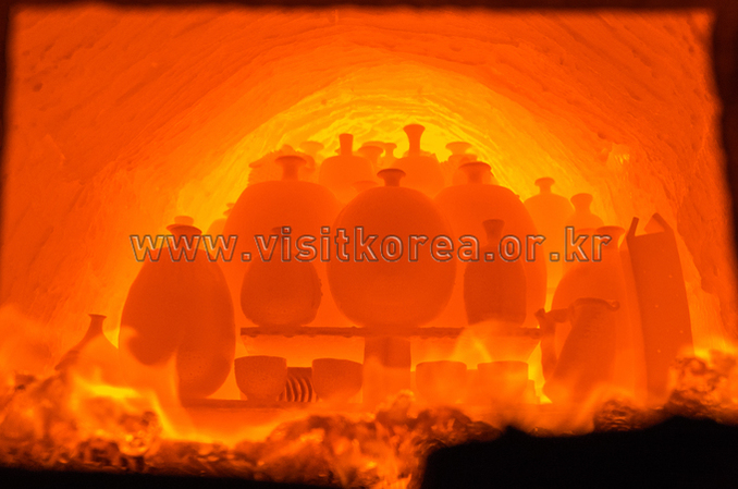 The Soul of a Master Being Fired in a Traditional Kiln