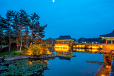 Donggung Palace and Wolji Pond(Anapji Pond)