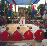 Yeongsanjae Buddhist Ceremony 