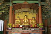 Bulgapsa Temple in Yeonggwang
