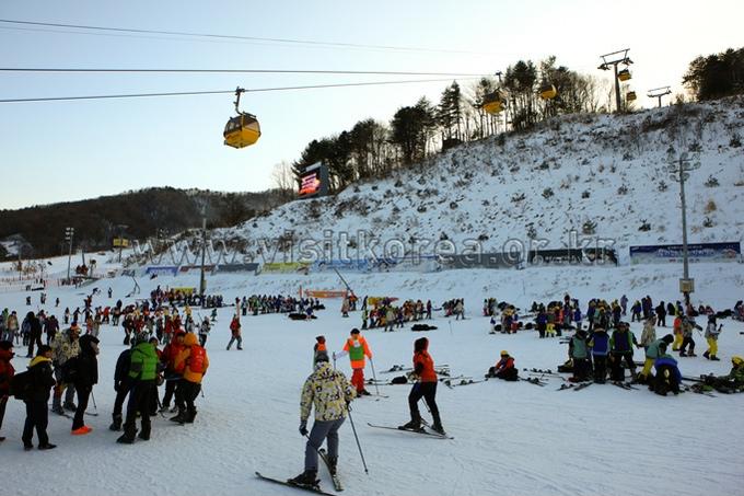 Phoenix Park Ski Resort
