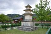 Three Storied Stone Pagoda in Namsan-ri, Gyeongju