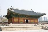 Junghwajeon of Deoksugung Palace
