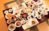Hanjeongsik (Korean Full Course Meal),Food