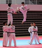 Taekwondo-Traditional Korean Martial Art