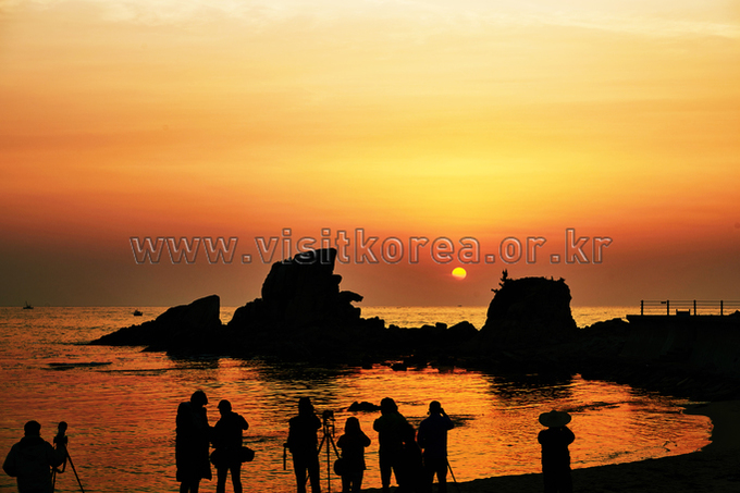 Gonghyeonjin Beach