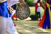 Traditional Music Instrument-Kkwaenggwari (gong)