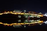 Namgang River in Jinju