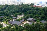 Bongeunsa Temple in Seoul