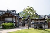 Gongju Traditional Korean Village