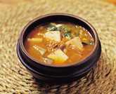Food,Doenjang Jjigae,Bean Paste Stew