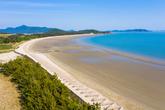 Baekgil Beach of Jaeundo Island