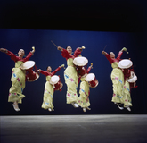 Janggu Dance (Double-side Drum Dance)