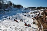 Daegwallyeong Snow-flower Festival