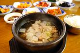 Beef radish soup