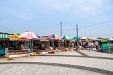Gijang Yeonhwa-ri Pojangmacha Town(Food Stall Town)
