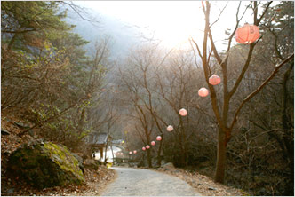 Cheongnyangsan Mountain