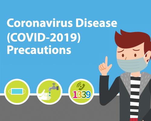 Coronavirus Disease (COVID-2019) Precautions