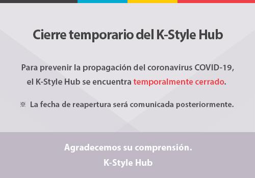 Anuncio de cierre del K-Style Hub