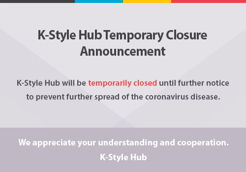 K-Style Hub Reopening Announcement