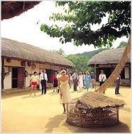 Korean Folk Village, Daejanggeum Locations