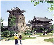 Hwaseong Haenggung Palace, Daejanggeum Locations