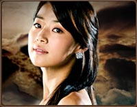 Ji-hyeon played by Han Ji-hye
