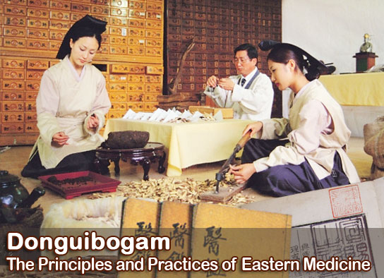 Donguibogam,The Principles and Practices of Eastern Medicine